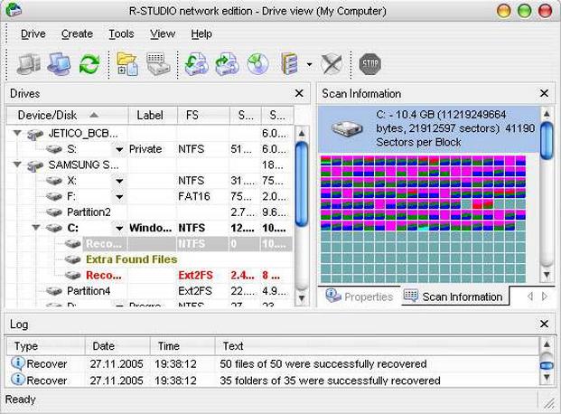 Восстановление данных с HDD 2-е лутьшие программы , картинка номер 380537.