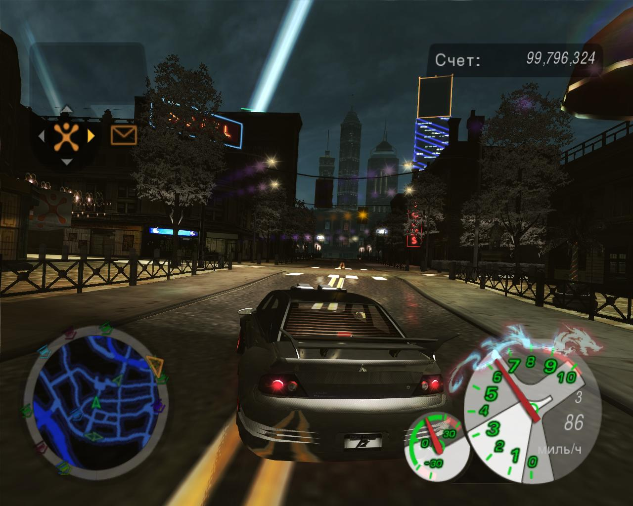 Need for speed: underground / need for speed: underground 2 - dilogy (2003-2004)